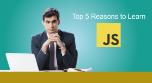 Reasons to learn javascript