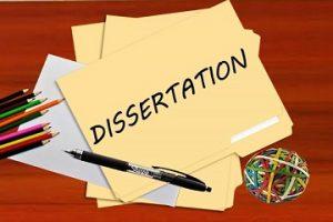 College Dissertation